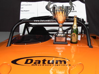 Race car set up and preparation by Datum Motorsport